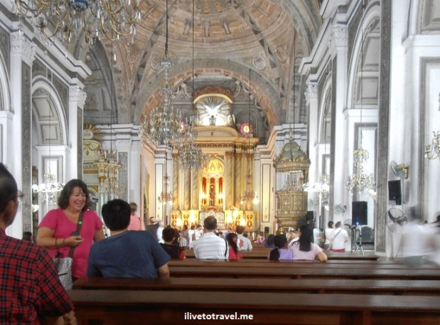 San Agustin Church, Intramuros, Manila, Philippines, photo, Olympus, architecture