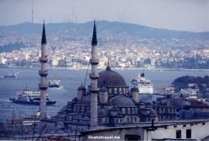 Istanbul, Turkey, New Mosque, Golden Horn, Grand Bazaar, history, architecture, Canon EOS Rebel