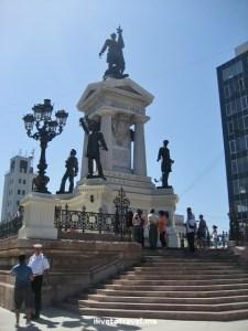 Valparaiso, Valpo, Chile, travel, tourism, charm, Canon EOS Rebel, photo, monument, war, history