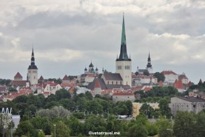 Tallinn, Estonia, charming, Canon EOS Rebel, photo, Reval, Baltic, medieval, city, architecture, history, skyline, St. Olaf, church, UNESCO World Heritage Site