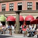 Escenas de la Vida Cotidiana en Estocolmo, Suecia