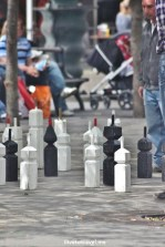 chess game, Stockholm, Sweden, summer, street scene, travel, photo, Canon EOS Rebel