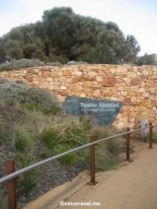 Twelve Apostles, Melbourne, Australia, Great Ocean Road, park