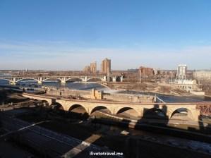 Mill City Museum, Minneapolis, Minnesota, mill, Mississippi River, photo, travel, Olympu