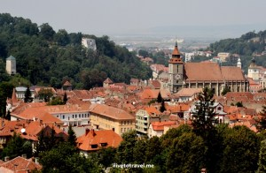 Brașov, Romania, Black Church, White Tower, Black Tower, Transylvania