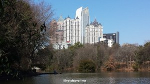 Piedmont Park:  An Oasis in the Middle of Atlanta