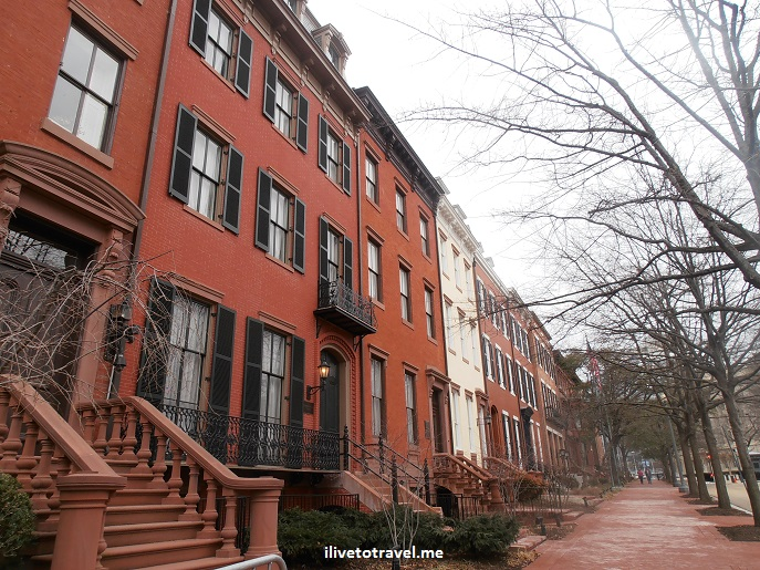 Jackson Place, Lafayette Square, Washington, DC, history, architecture, Olympus