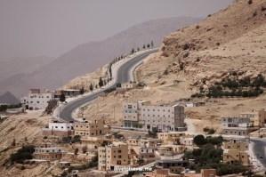 Petra, Jordan, roads, travel