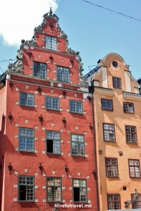 Gamla Stan, old town, Stockholm. Sweden. architecture, travel, photo, Canon EOS Rebel