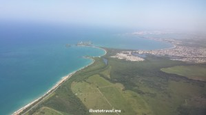 Landing in San Juan, Puerto Rico – A Great View!