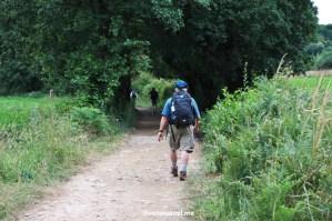 Camino, Santiago, Compostela, trekking, hiking, pilgrimage, Spain, yellow arrow, travel, photo, Canon EOS Rebel