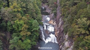 A Hike in Tallulah Gorge State Park