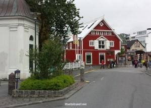Reykjavik, Iceland, architecture, travel, street, red, Samsung Galaxy