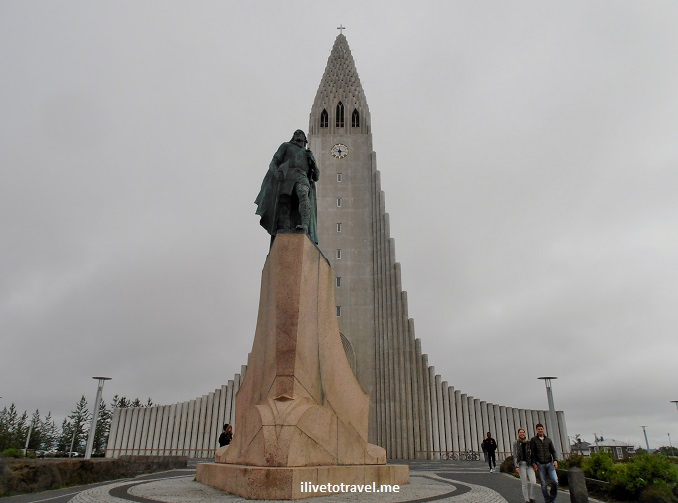 Hallgrimskirkja, church, Reykjavik, Iceland, architecture, design, views, Olympus, travel, photo
