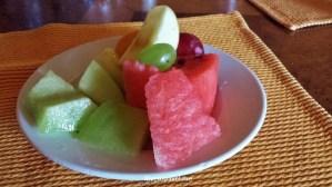fruits, watermelon, grapes, photo, Morocco, Riad Zahra Morgador, hotel