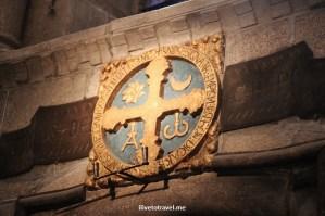 Cathedral, Santiago de Compostela, Plaza del Obradeiro, Camino, The Way, pilgrimage, Spain, España, Espagne, travel, photo, Olympus