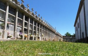 Camino de Santiago, church, Lavacolla, Spain, España, Espagne, trekking, hiking, pilgrimage, travel, photo, outdoors, Olympus