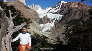 Fitz Roy and Glacier National Park:  Nature at Its Best