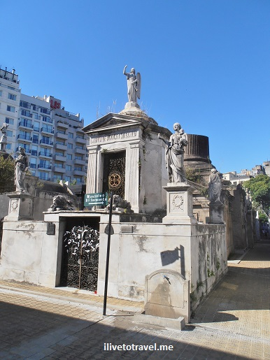 Argentina, Buenos Aires, Duarte, Recoleta, cemetery, travel, photo, Olympus