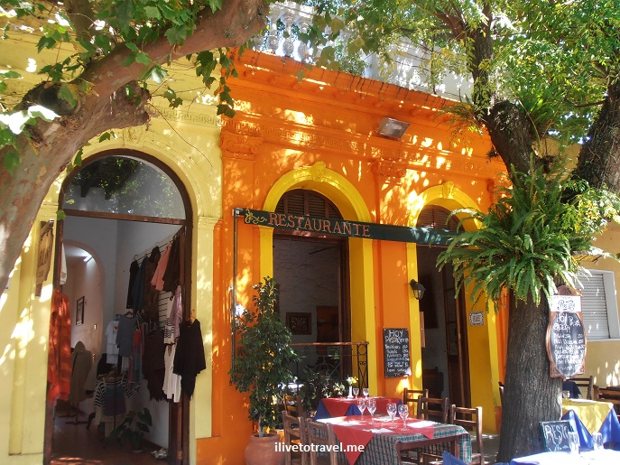 Colonia, Sacramento, Uruguay, colonial, UNESCO, World Heritage, Places to See, travel, photo, café