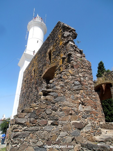 Colonia, Sacramento, Uruguay, colonial, UNESCO, World Heritage, travel, photo, architecture, lighthouse