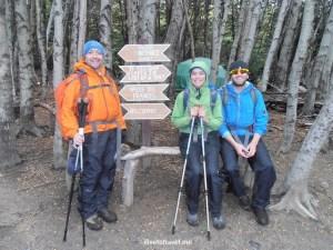 Campamento Italiano, Torres del Paine, Chile, hiking, trekking, Patagonia nature, adventure, photo, travel, Olympus