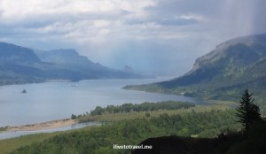 Columbia River, Portland, Oregon, gorge, Vista House, nature, outdoors, travel, Samsung Galaxy, photo