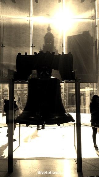 Liberty Bell, Independence Hall, Philadelphia, Pennsylvania, travel, photo, Samsung Galaxy