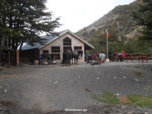 Torres del Paine, mountains, Patagonia, Chile, sunlight, morning light, Olympus, photo, trekking, travel, Refugio Chileno