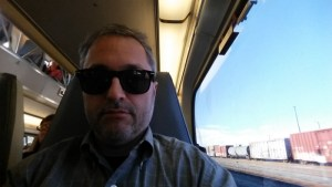 Caltrain, train, transportation, travel, San Francisco, California