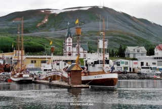 port, boats, Husavik, Iceland, travel, tourism, Olympus, photo