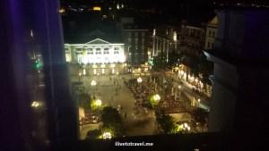 Reina Victoria, Madrid, Spain, Plaza Santa Ana, travel, bar, food, photo, Samsung Galaxy