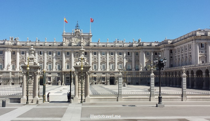 Palacio Real, Royal Palace, Madrid, Spain, architecture, travel, photo, tourism