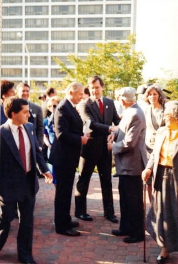 German Rieckehoff, Olympics, Atlanta, Raul Pino, bid, Georgia Tech, Georgia Tech Olympic Coalition, Puerto Rico, IOC