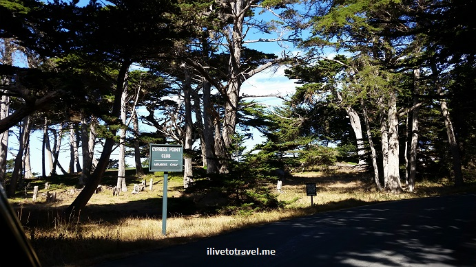 Pebble Beach, 17 Mile Drive, California, Pacific, Cypress Point, ocean, sea, algae, travel, drive, scenic, photo
