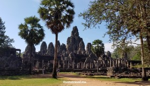 Angkor Thom, Bayon, temple, Khmer, Cambodia, Camboya, Cambodge, travel, explore, adventure, tourism, photo, samsung Galaxy, S7