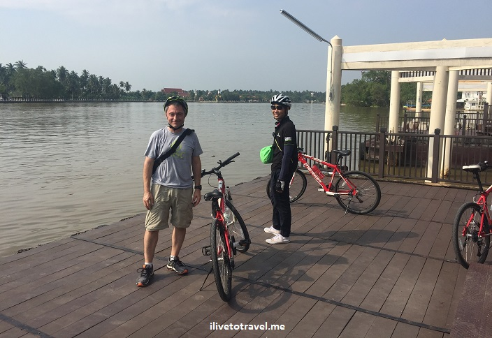 Bangkok, Thailand, river, Mae Klong, bike tour, travel, adventure