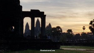 Angkor Wat:  Finally!