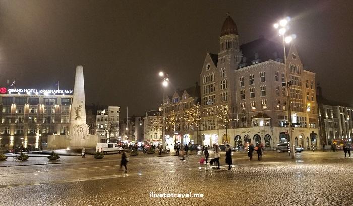 Amsterdam, night, Netherlands, Holanda, Holland, fotos, photos, travel, viaje, Samsung Galaxy S7