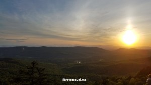 Vermont, hiking ,Long trail , Green Mountains, nature, explore, travel, sunset, sky