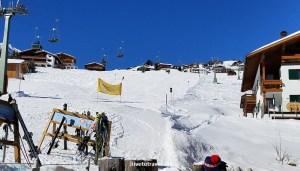 Oberlech, Lech, Austria, ski, skiing, slopes, lodging