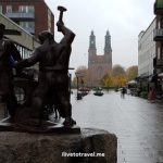 Eskilstuna:  A Brief Stop in Industrial Sweden