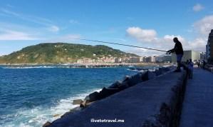 San Sebastian, Donostia, Euskadi, Basque, Spain, España, travel, viaje, exploring, sea, blue, photo