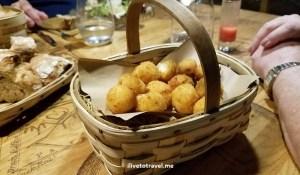 croquetas, croquettes, Bodegon Alejandro, San Sebastian, Michelin, Donostia, food, foodie, travel, turismo, photo