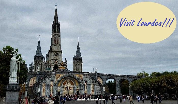 Lourdes, France, Catholic, pilgrimage, peregrinaje, Francia, Bernadette