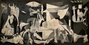 Guerica, Gernika, Pabo Picasso, Guerra Civil, Spanish Civil War, Spain