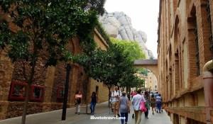 Montserrat, Montserrate, Spain, Cataluña, Catalan, catholic, monastery, mountain, travel