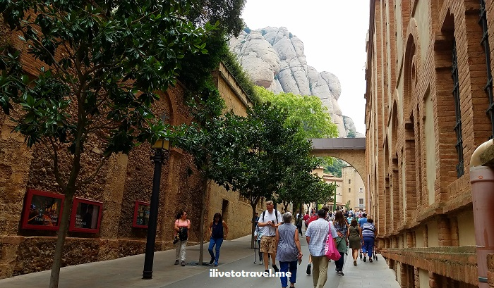 Montserrat, Montserrate, Spain, Cataluña, Catalan, catholic, monastery, mountain, travel