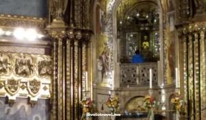 Montserrat, Montserrate, Spain, Cataluña, catholic, basilica, facade, mountain, travel