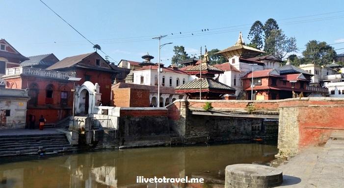 Pashupatinath, temple, Kathmandu, Nepal, templo, Hinduismo, cremation, Asia, explore, travel, photo, architecture, Bagmati